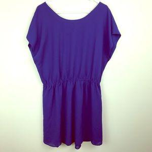 Stitch Fix Market & Spruce XL Blue Dress